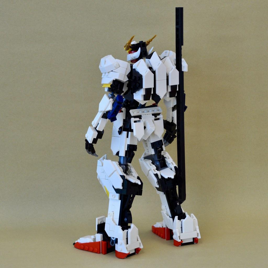 Lego Barbatos MOC