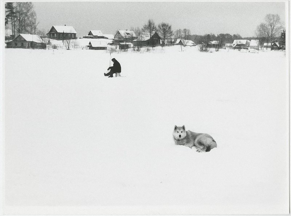 1994. Селигер, деревня Березовый рядок