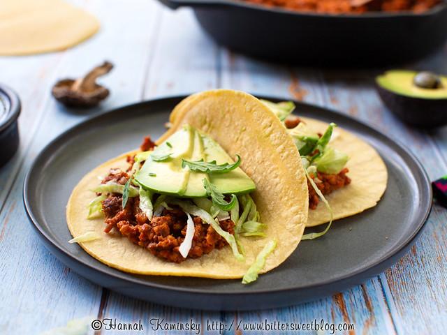 Shiitake Tacos 2