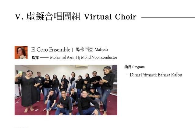 Kumpulan Koir El Coro Ensemble Dari Malaysia Cipta Kejayaan Yang Membanggakan