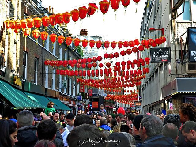 Chinese New Year - London  526-1