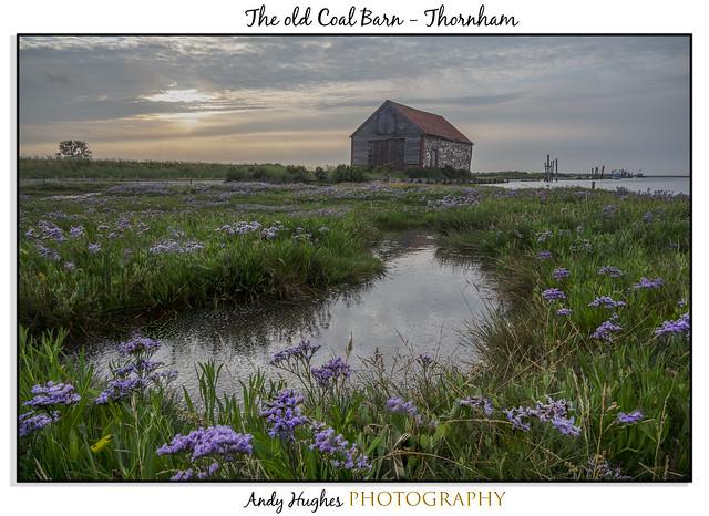 The old Coal Barn