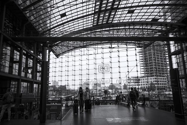 Berlin central station 20