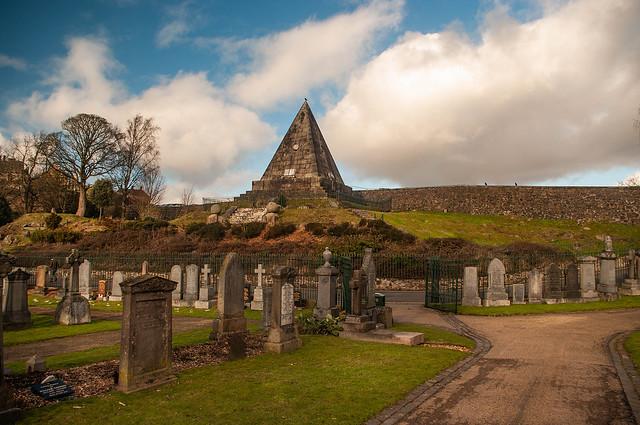 Old Graveyard Stirling