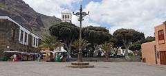 Plaza de Libertad, Garrachico