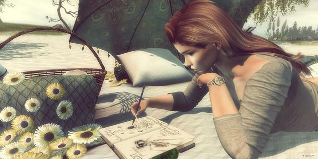 """Drawing art...."""