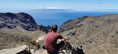 Masca, View on La Gomera