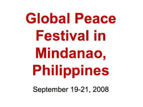 Philippines-2008-09-23-A Call for Peace and Unity in Mindanao