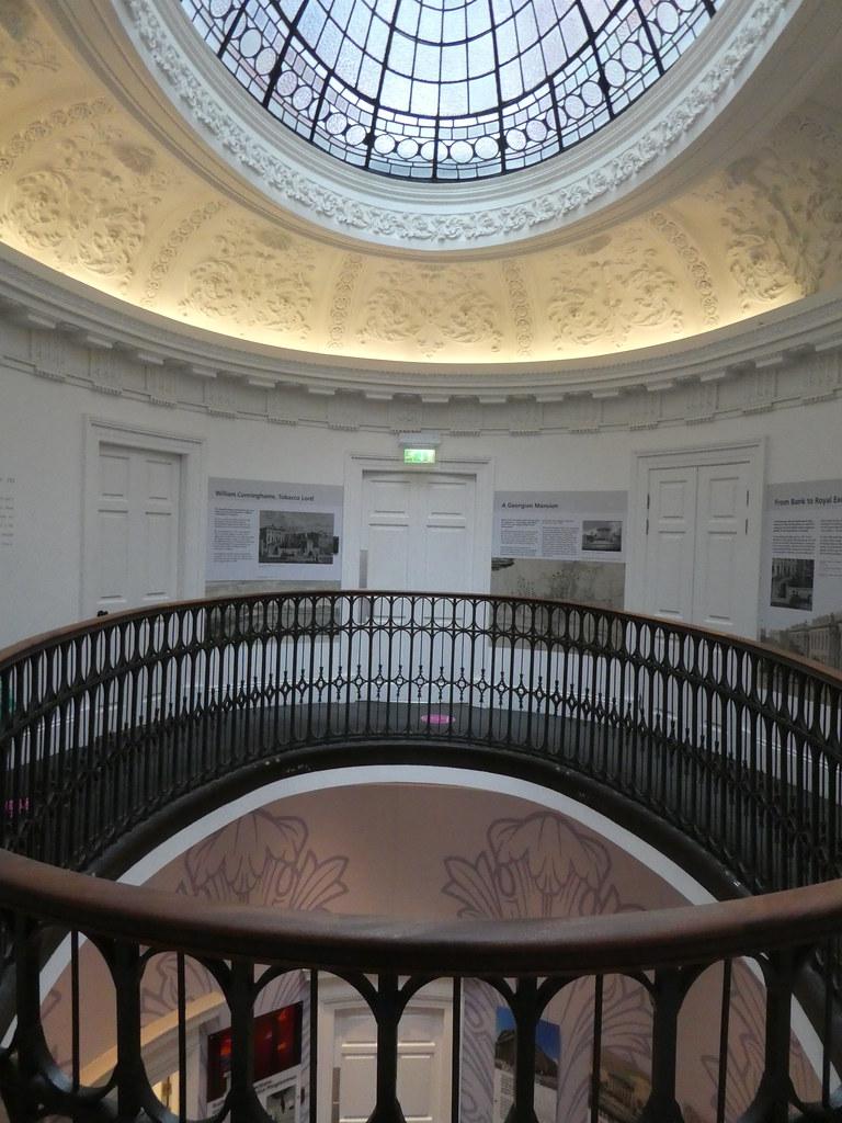 Interior Gallery of Modern Art, Glasgow
