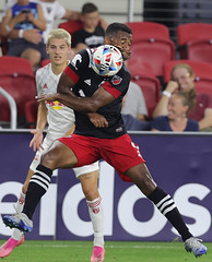 2021 MLS Soccer: NY Red Bulls vs D.C. United