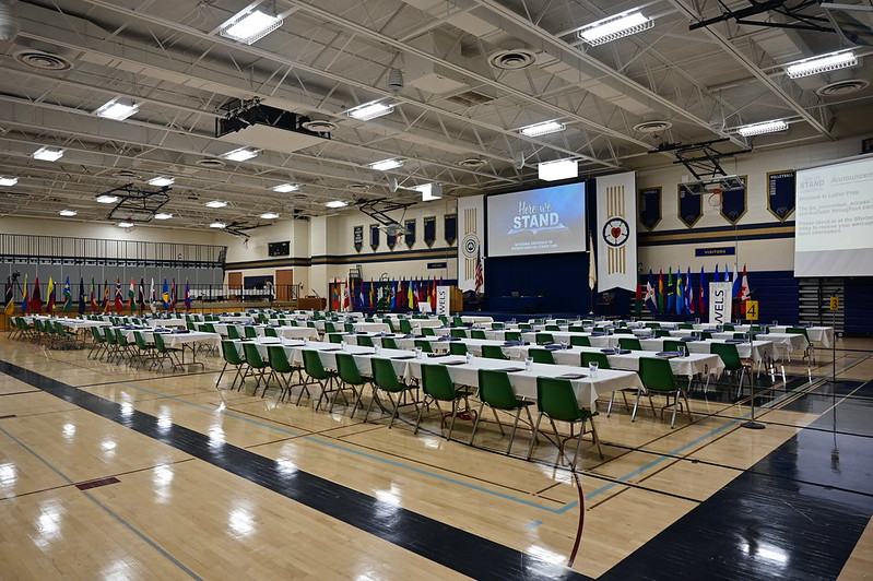 Preconvention & Opening Worship - 2021 Synod Convention