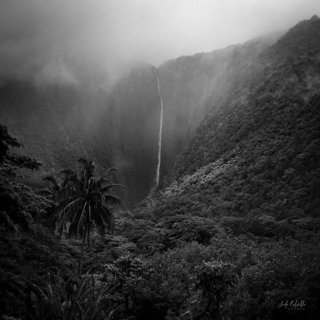 Waipi'o Valley, Big Island, Hawaii