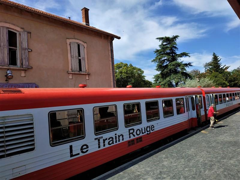 Viatge Cultural  - El Tren Vermell - Minerva