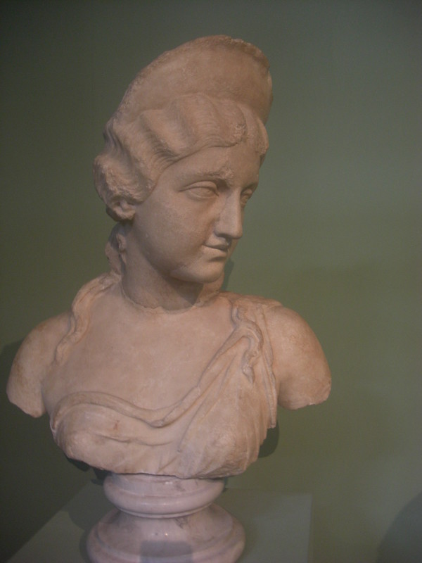 Bust of Lucilla