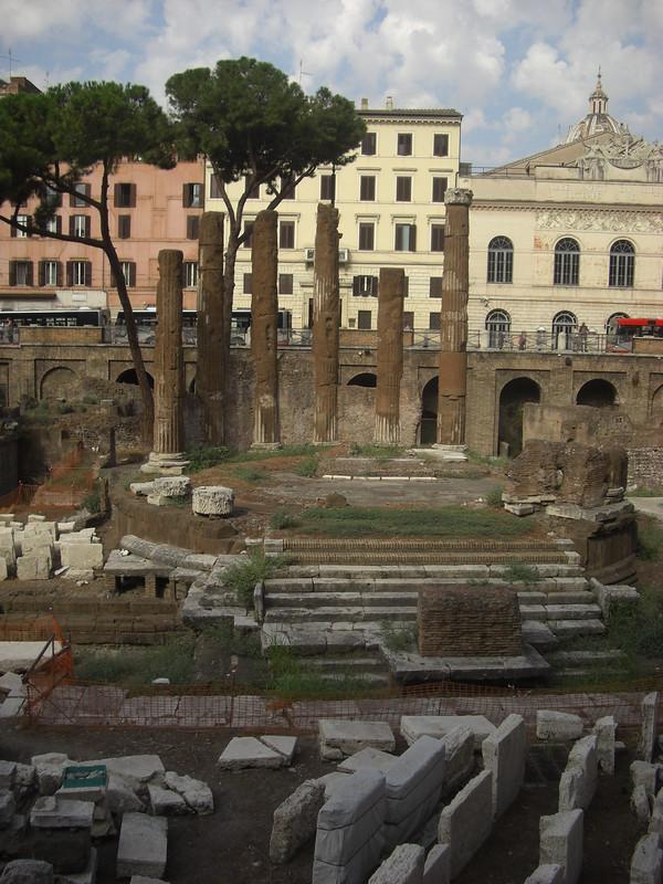 Temple of Fortuna Huiusce Diei