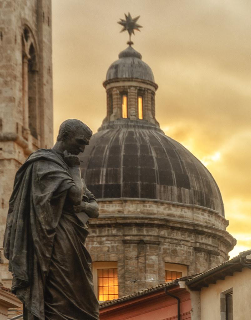 Ovidio e la cupola by forastico