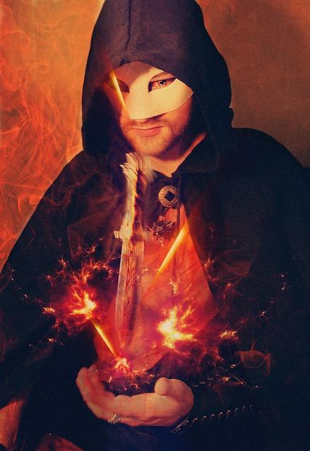 Feuer Magier