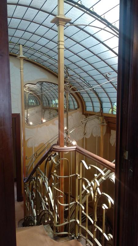 Escaleras Casa Tassel