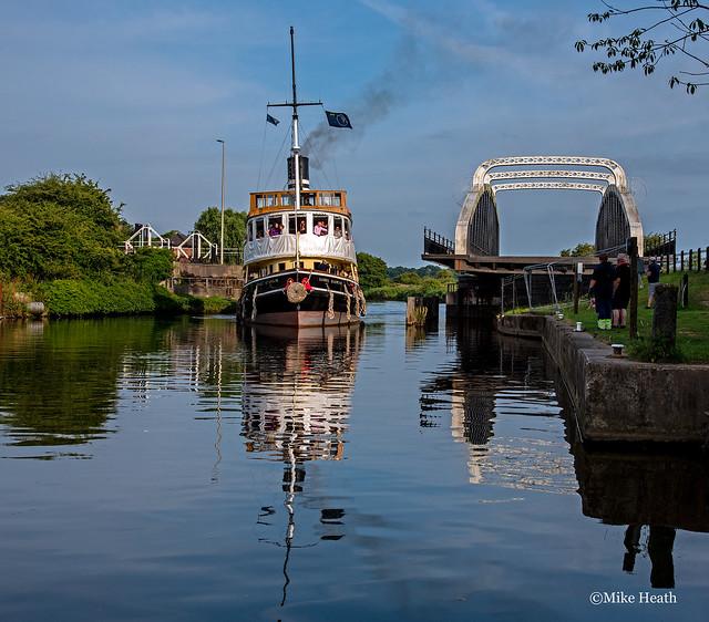Daniel Adamson Steamship - 24 July 2021-4
