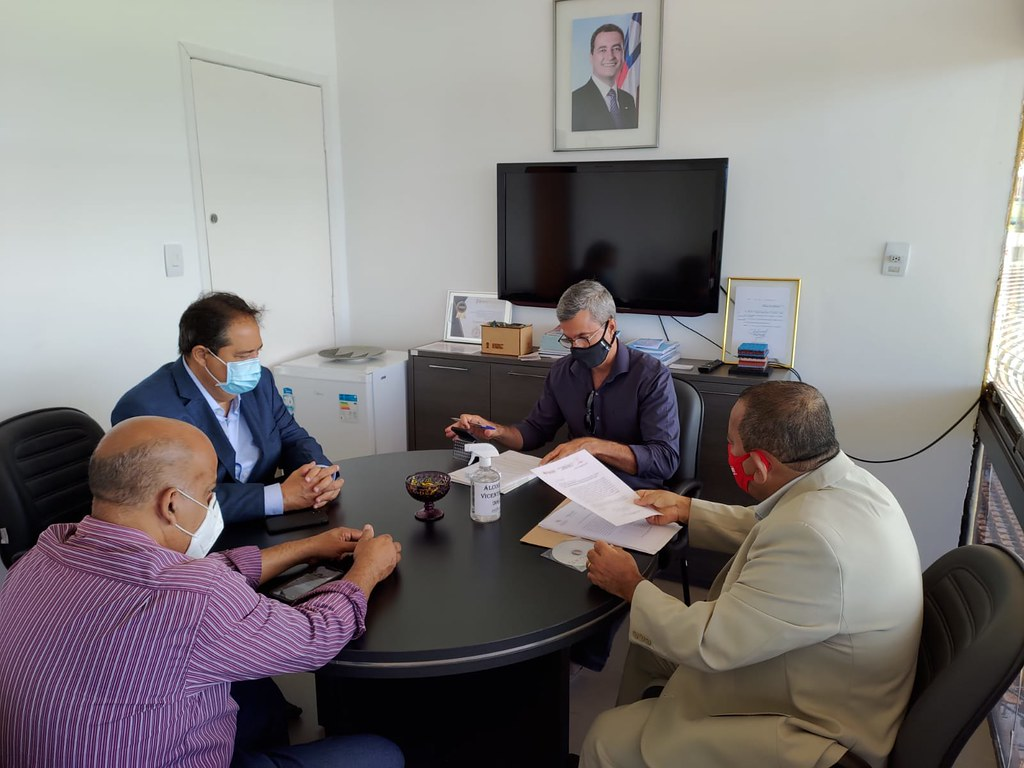 20.07.2021: Sudesb atende demandas de Itacaré e Santa Inês, via mandato Rosemberg