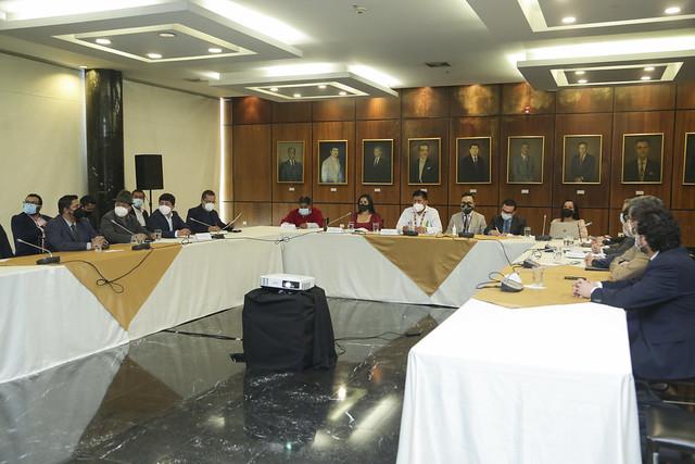 COMISIÓN DE GOBIERNOS AUTÓNOMOS, EN MODALIDAD SEMIPRESENCIAL, ECUADOR, 26 DE JULIO DEL  2021