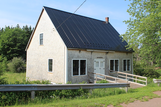 Former Grist Mill- Coleman, PEI