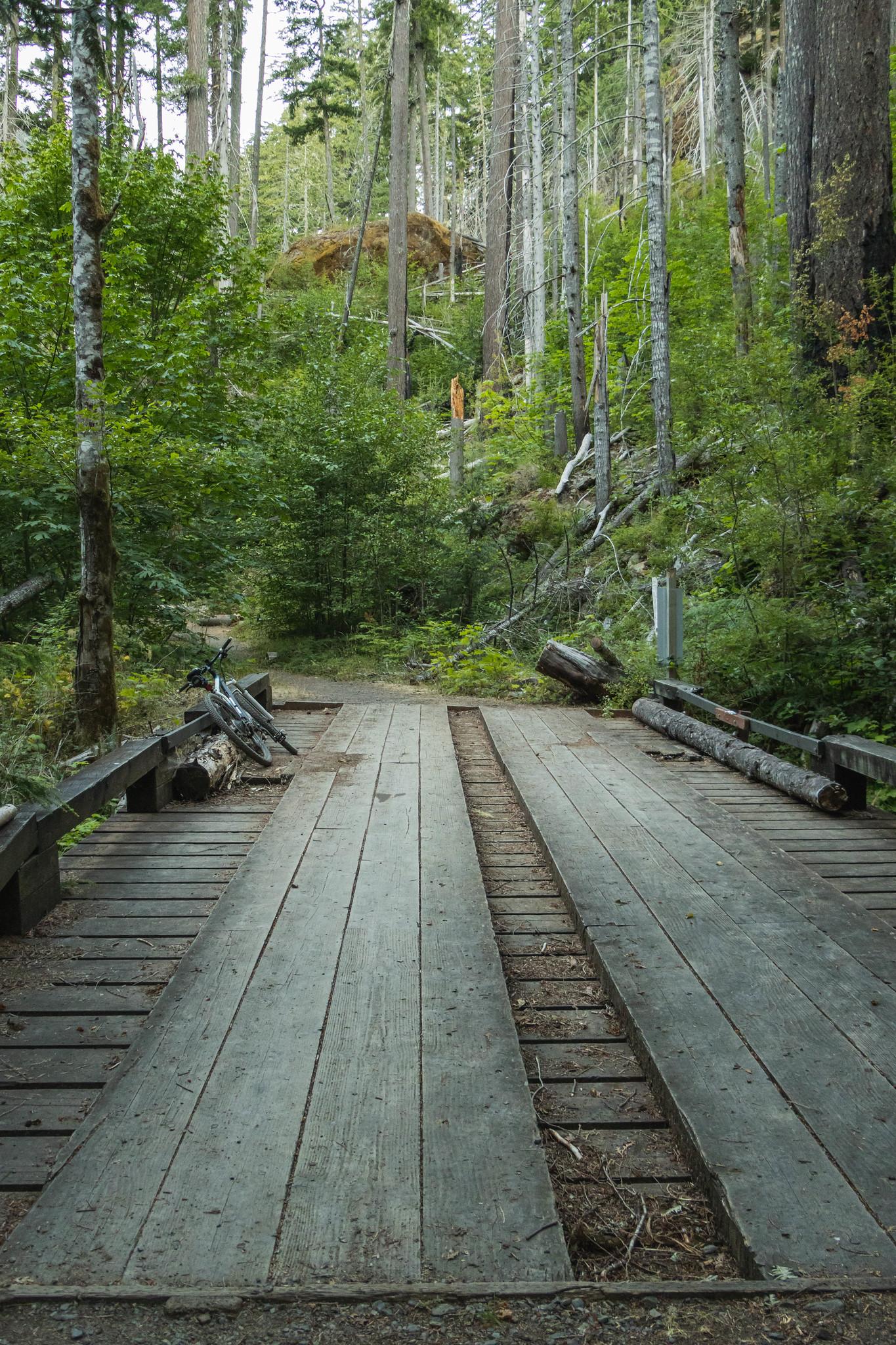 Bridge over Constance Creek