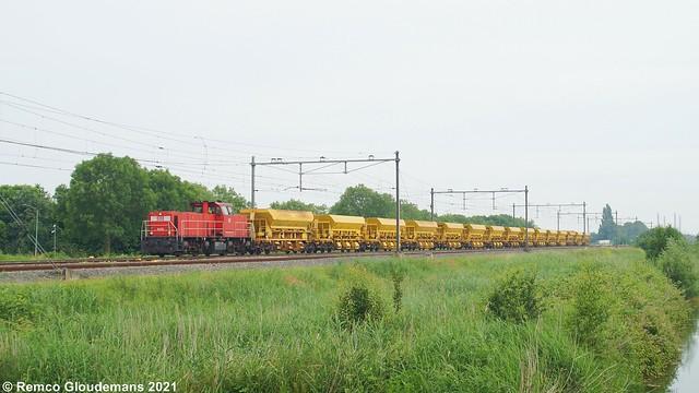 27/06/21 - DBC 6429 - Zaltbommel