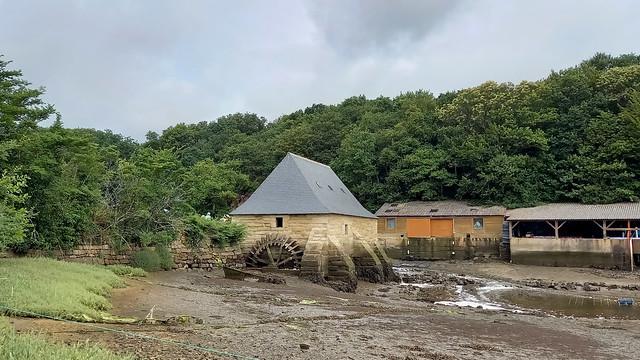 Moulin à marée du Hénan (Finistère)