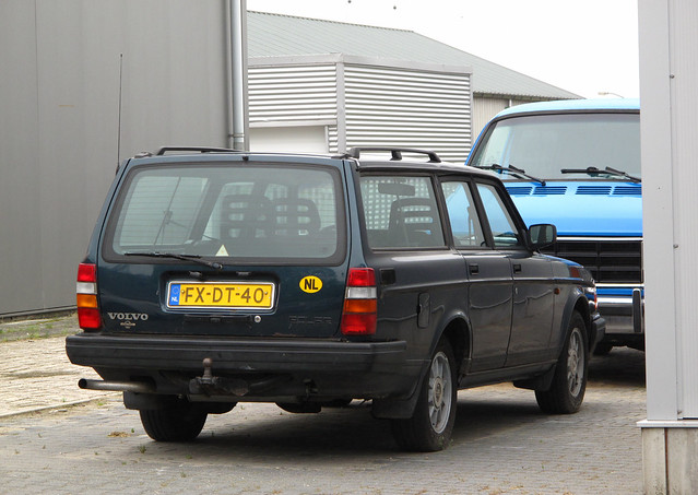 1992 Volvo 240 Polar 2.0 Estate