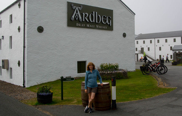 That's me fallen for the distilleries...stunning places