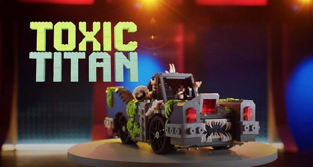 The Toxic Titan!