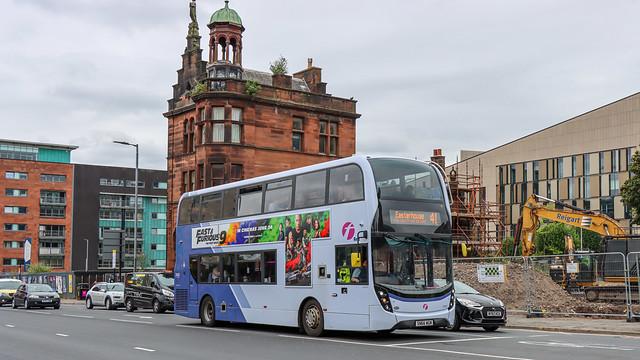 33439 SN66WGM First Glasgow