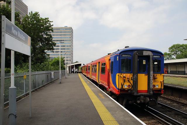 5913 New Malden, London