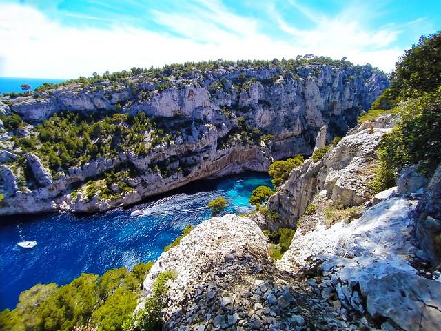 308 - Marseille en Juin 2021 - Cassis, Calanque d'En Vau