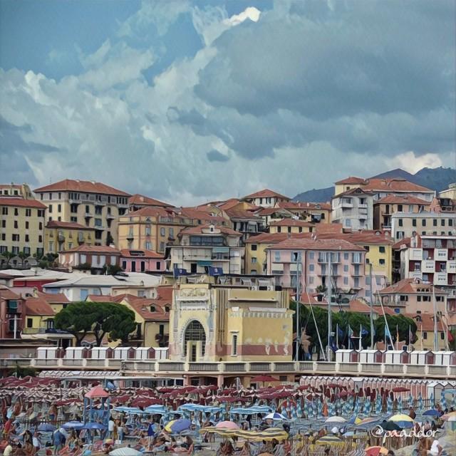 Summer on the Italian Riviera