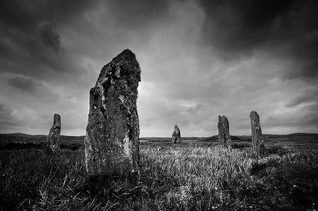 Ceann Hulavig Stone Circle