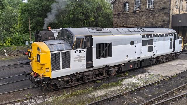 KWVR Haworth West Yorkshire 27th July 2021