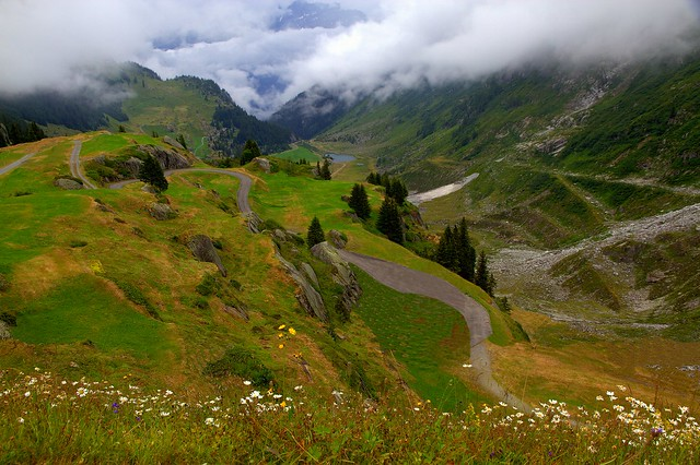 From my hiking diary in the Urner Alps