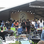 Sun, 25/07/2021 - 5:59pm - The Newport Folk Festival's 2021 fest over 6 days at Fort Adams State Park. Photo by Laura Fedele