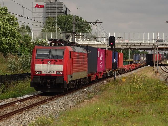 DBC 189 066-4, Amsterdam Sloterdijk