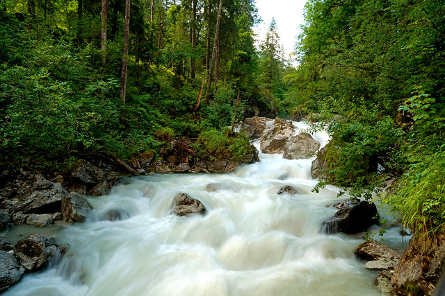 Ramsauer Ache / Berchtesgaden