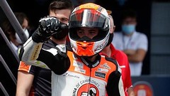 Tragedia en motocicleta: el piloto de 14 años Hugo Millán murió tras un grave accidente