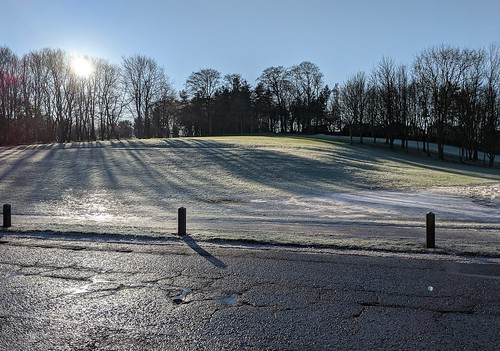 Balbirnie Park Ice