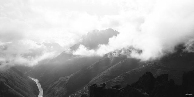 Mây Mã Pí Lèng(Mèo Vạc-Hà Giang)