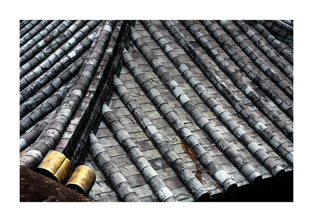 Tiled Roof Detail