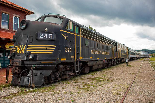 Western Maryland 243
