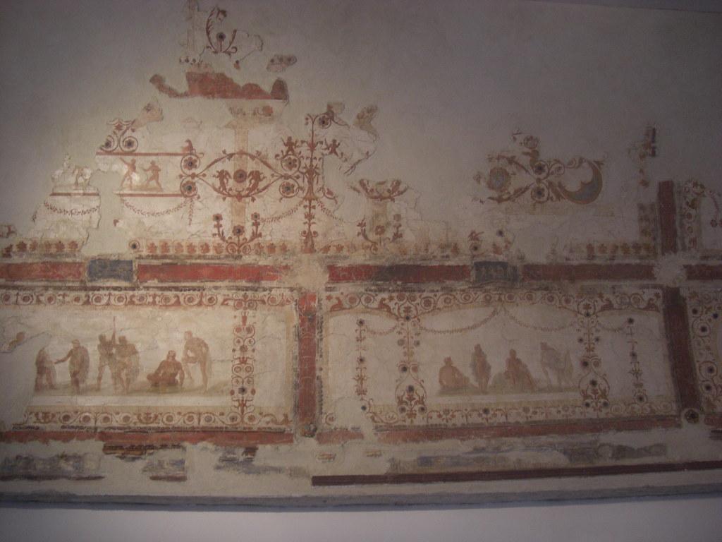 Fresco from the Domus Transitoria