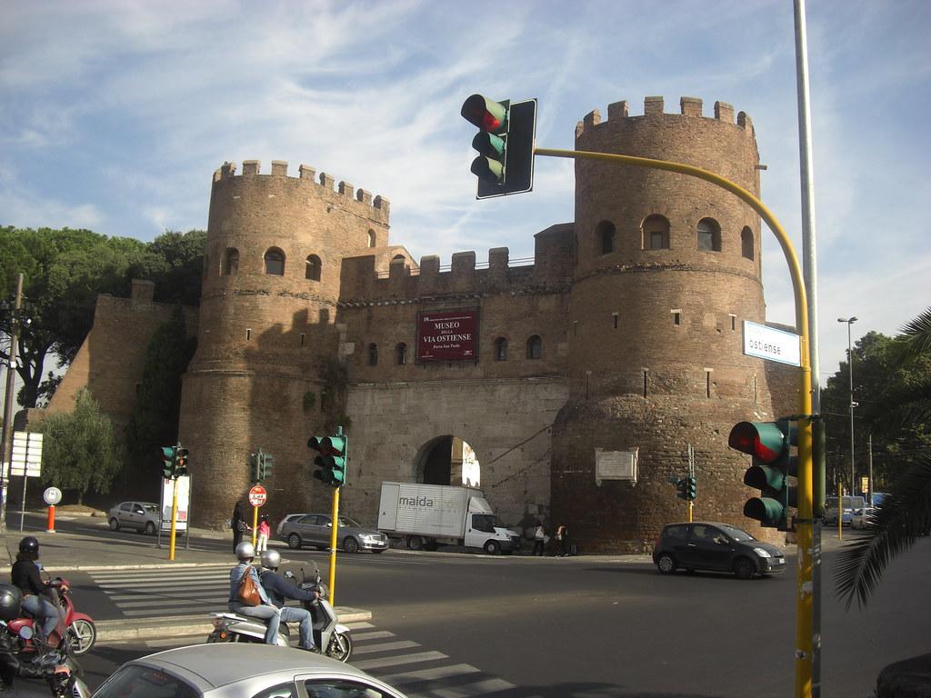Porta Ostiensis