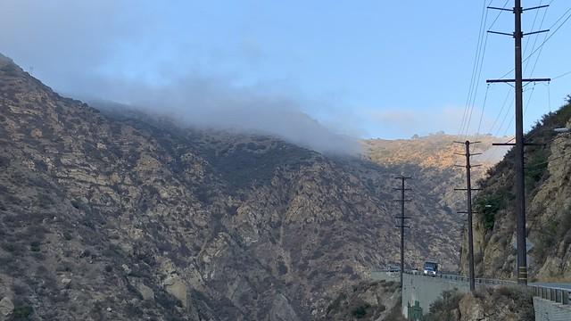 Misty Mountains indeed